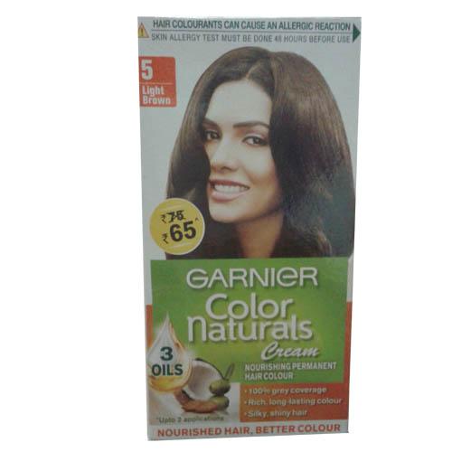 cad0d15596f Garnier Color Natural Cream 5 Light Brown – Ethnic Prides