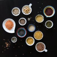 Dals, Pulses And Cereals